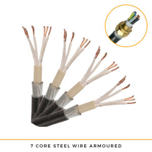 SWA Cable 7 core