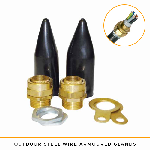 SWA Cable Gland Outdoor CW
