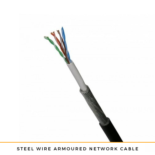 SWA Network cable