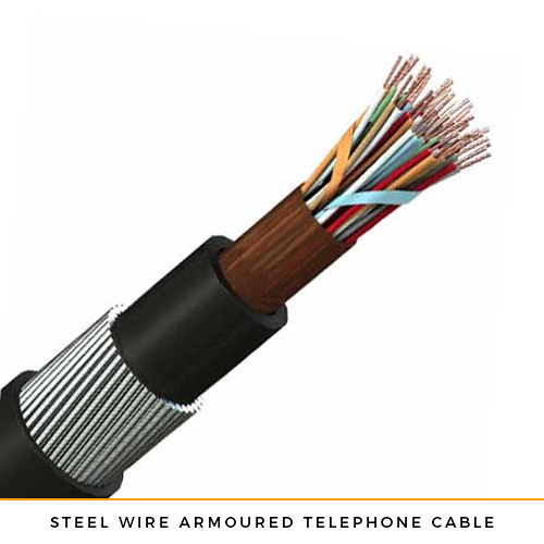 SWA Telephone cable